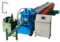 Z Channel Roll Forming Machine
